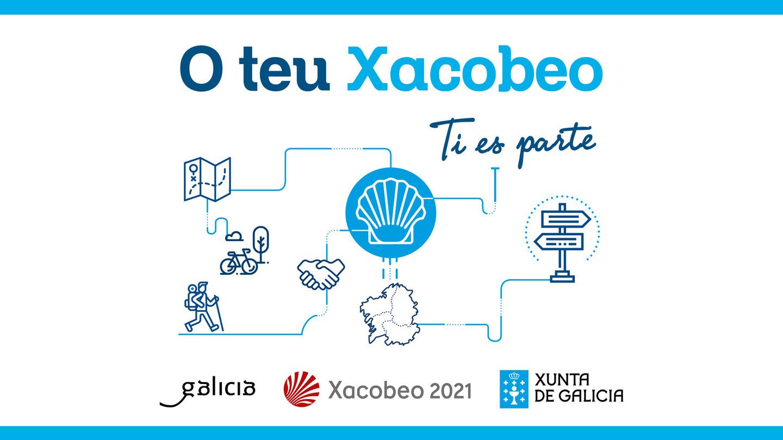 A Xunta de Galicia a través do programa O teu xacobeo colabora coa Fundación