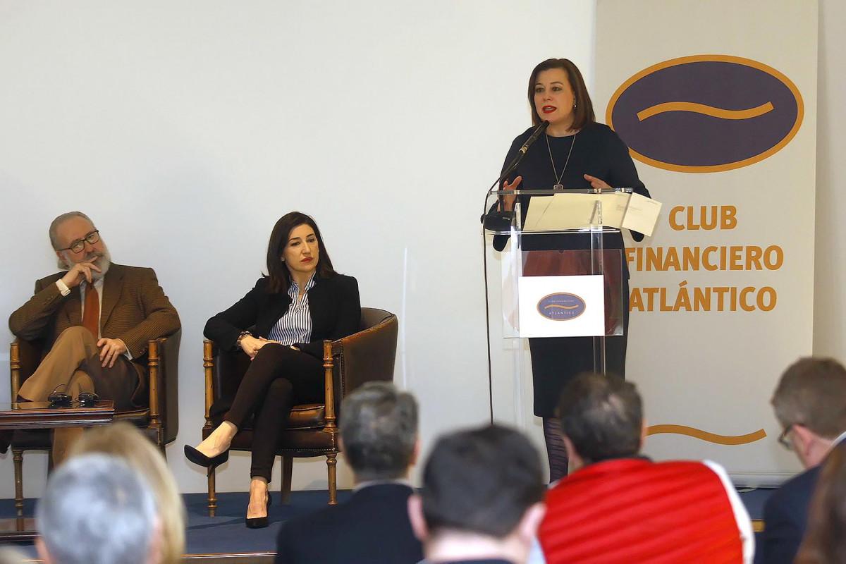 Coruñeses promueven el Club de Empresarios de Galicia como alternativa al tocado Club Financiero Atlántico