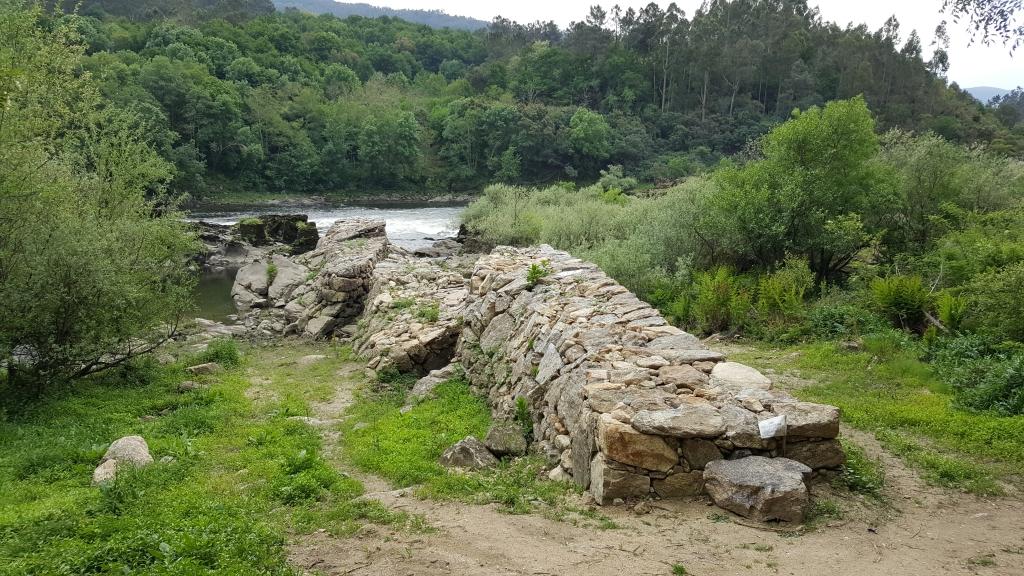 Ruta senderismo da Lamprea - Brión