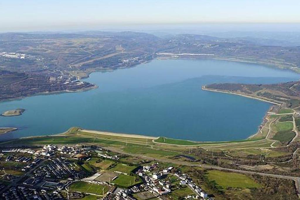 As Pontes realizarán un estudio de la biodiversidad de su lago artificial