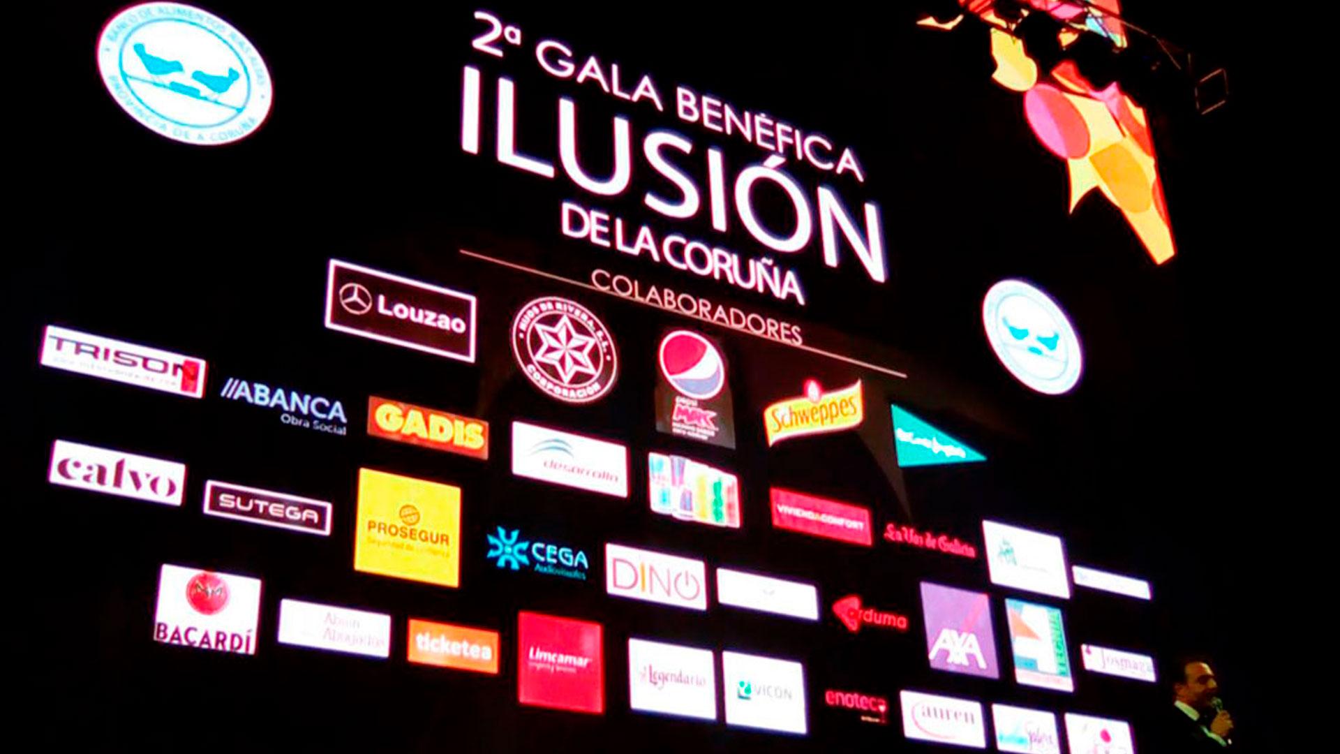 Joyería Calvo colaboró junto con otras empresas de la ciudad en la II Gala Benéfica Ilusión