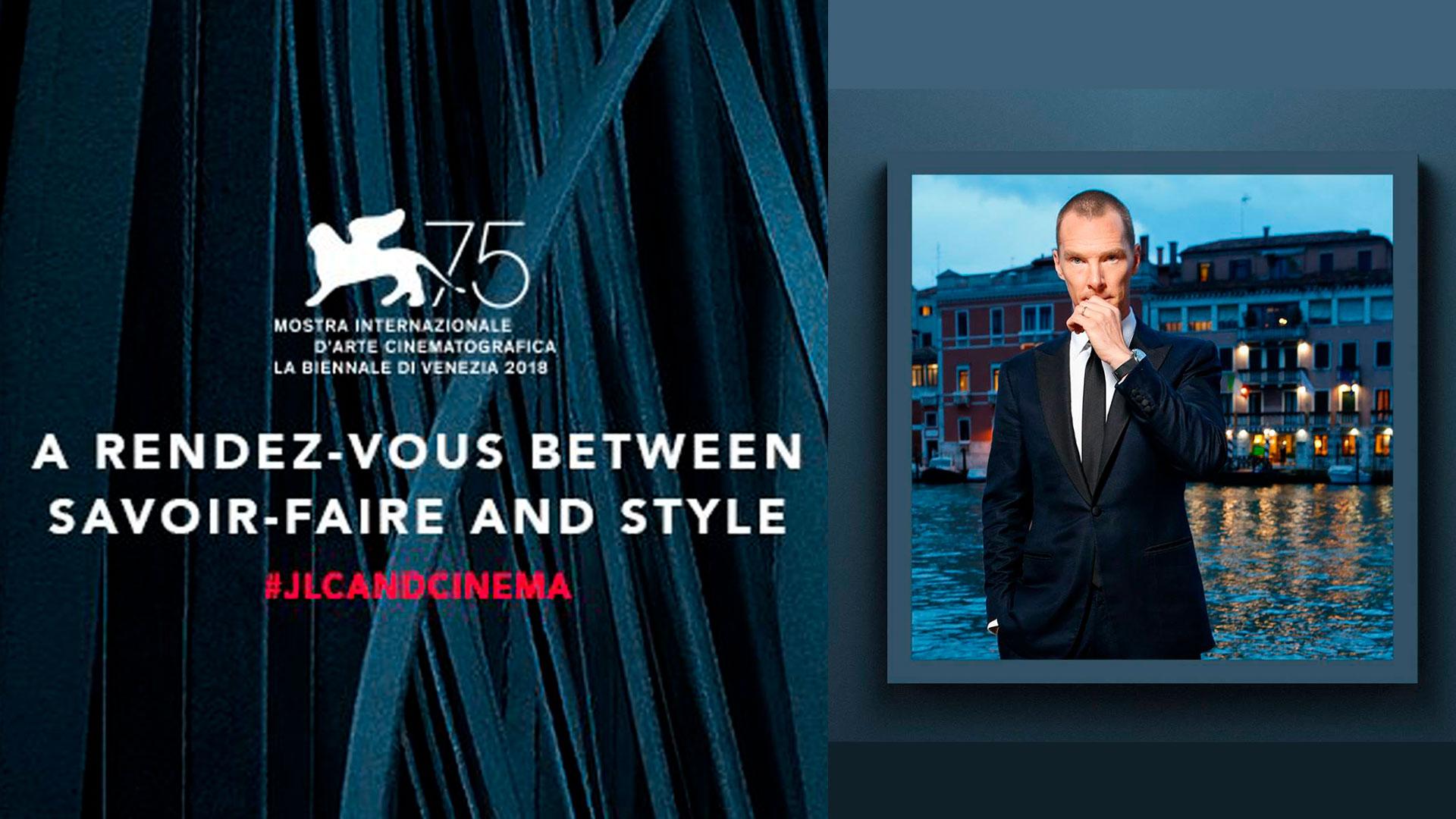 Jaeger-LeCoultre Celebra El Talento Del 7º Arte En La Cena De Gala Del 75° Festival De Venecia