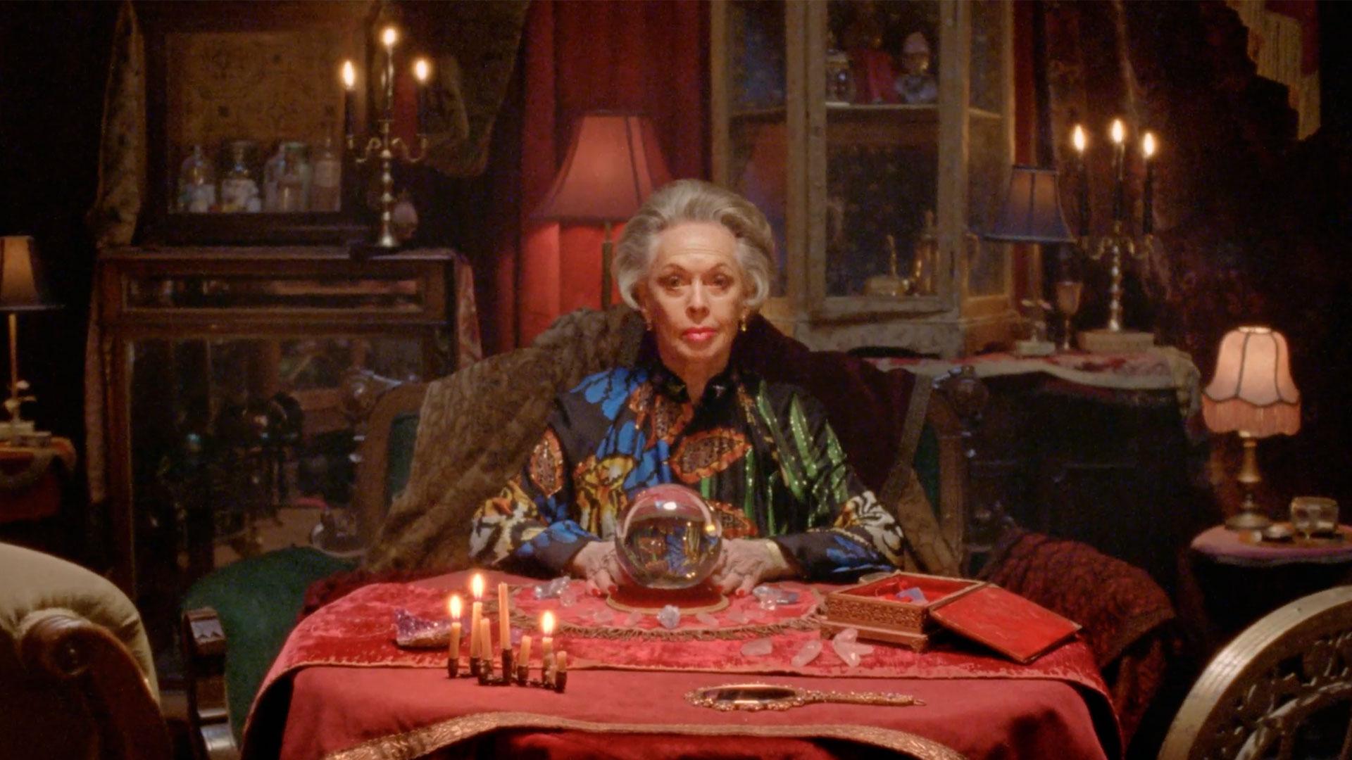 Tippi Hedren Es La Nueva Imagen de Gucci en: The Fortune Teller