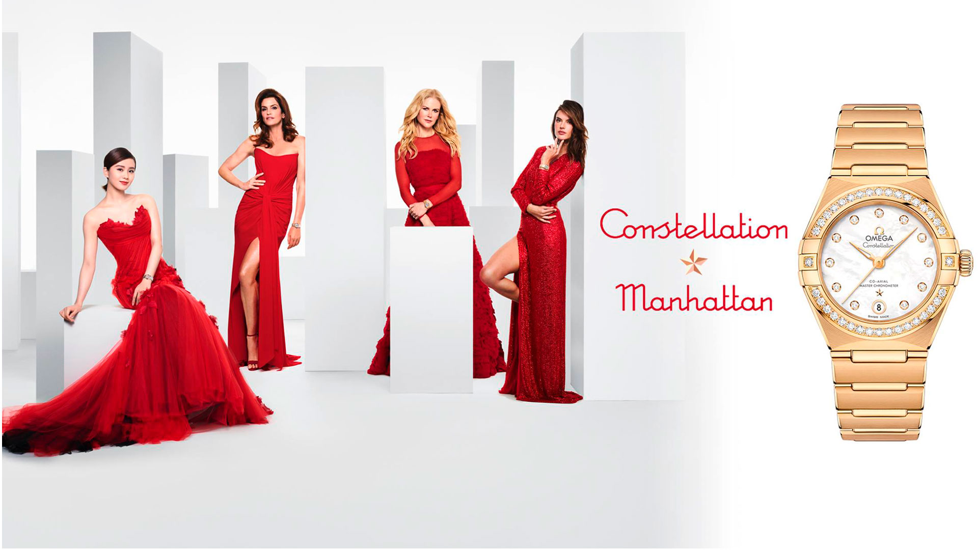 The Constellation Manhattan Ladies Collection