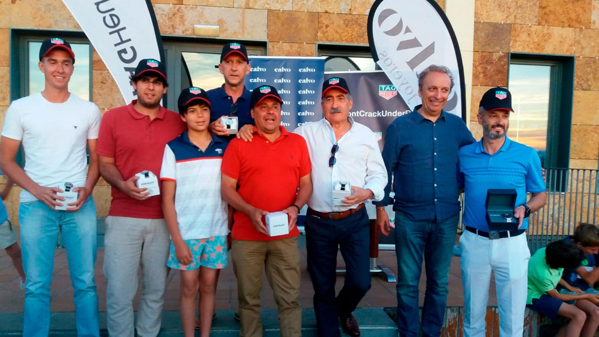 XVII Torneo Joyería Calvo -Tag Heuer