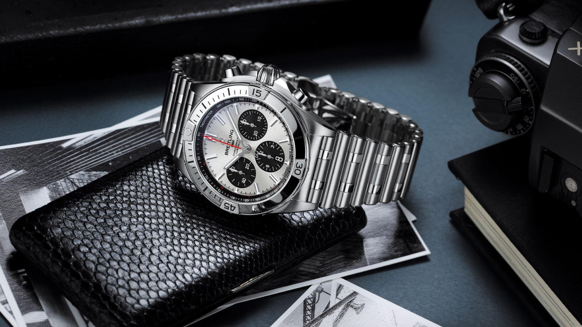 La Nueva Colección Chronomat De Breitling: El Reloj Deportivo Todoterreno Para Cualquier Actividad
