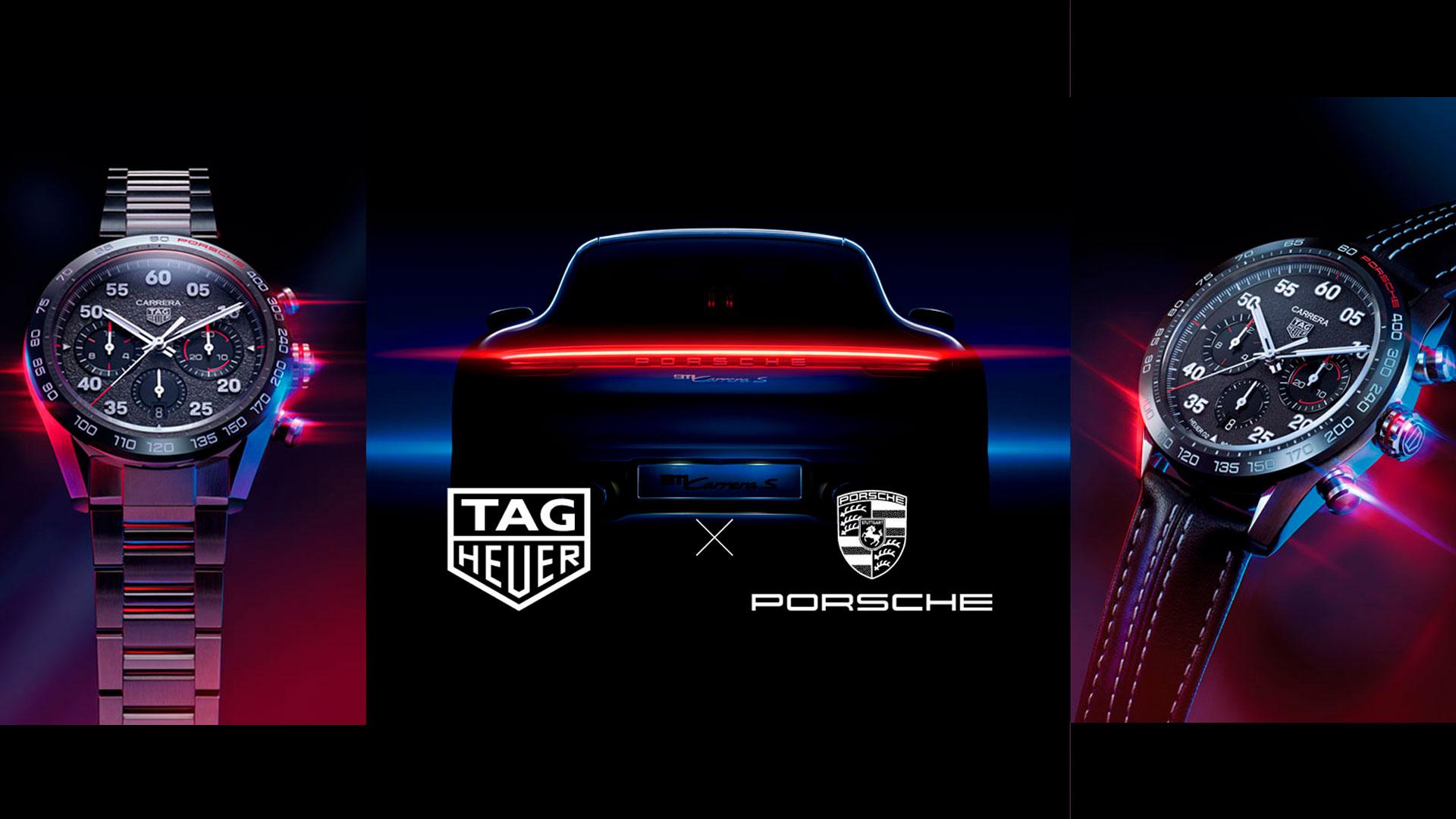 Nuevo TAG Heuer Porsche. La Unión De Dos Iconos Del Diseño, La Calidad y La Innovación