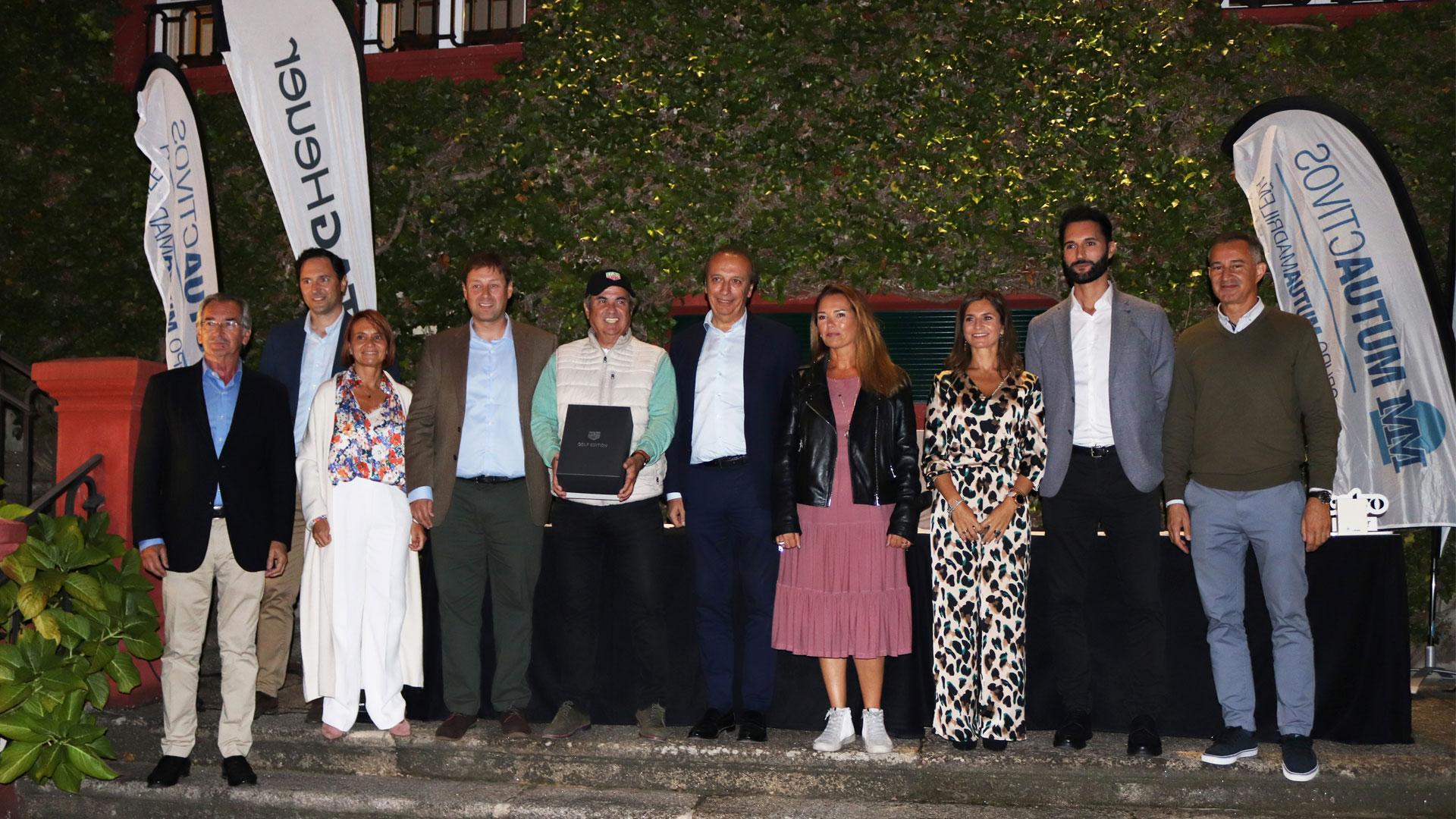 II Campeonato CGES de Golf 2021. 🏆  Joyeria Calvo y TAG Heuer reafirman su compromiso con el deporte.
