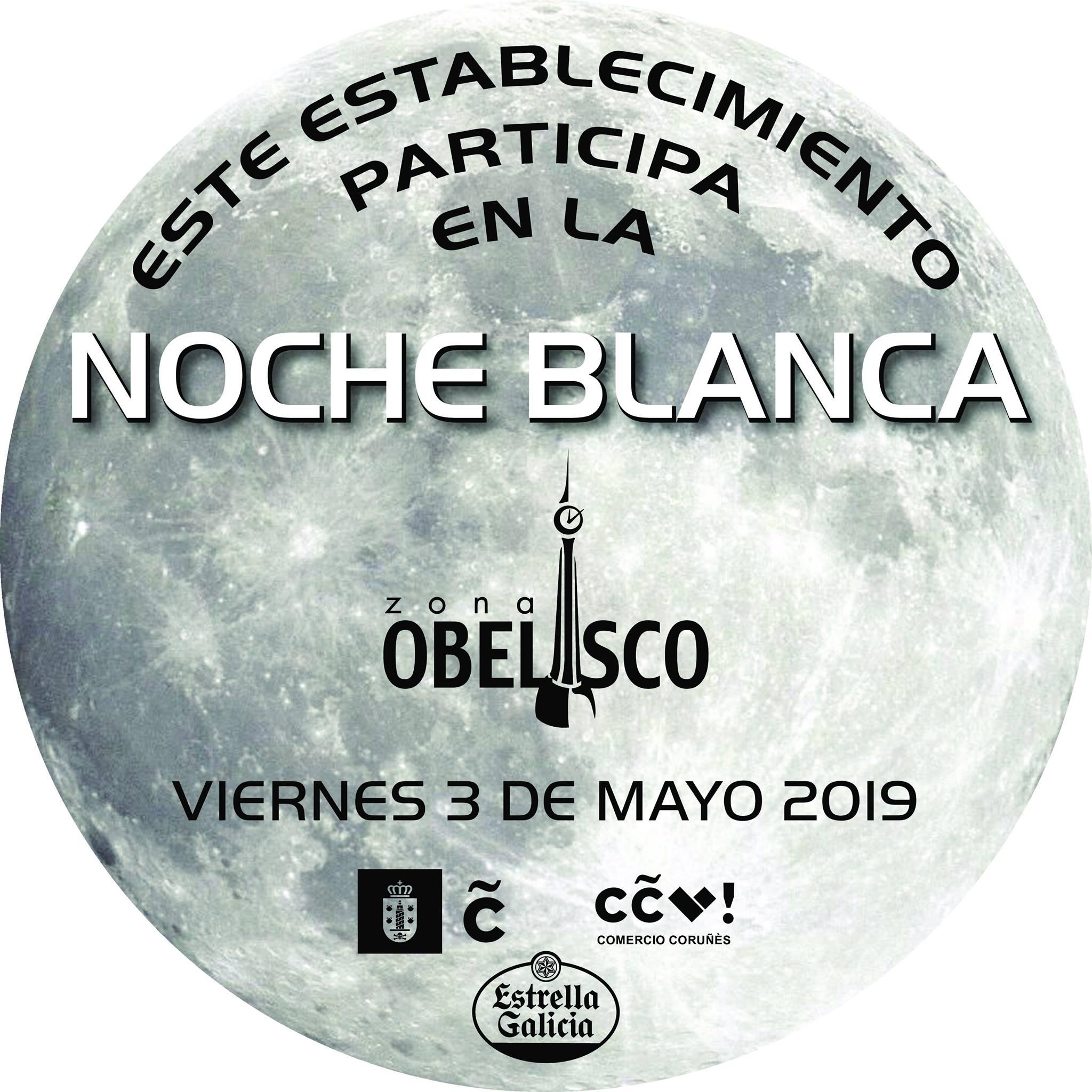 NOCHE BLANCA EN CORUÑA