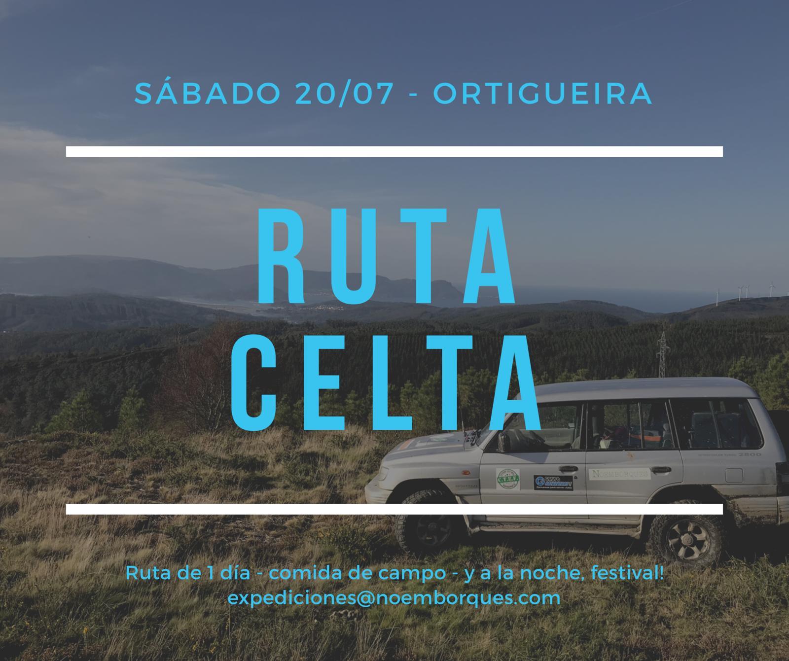 COMENTARIOS RUTA ORTIGUEIRA