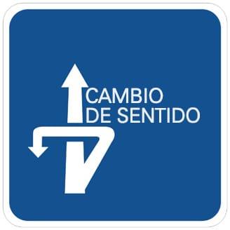 CAMBIO DE SENTIDO
