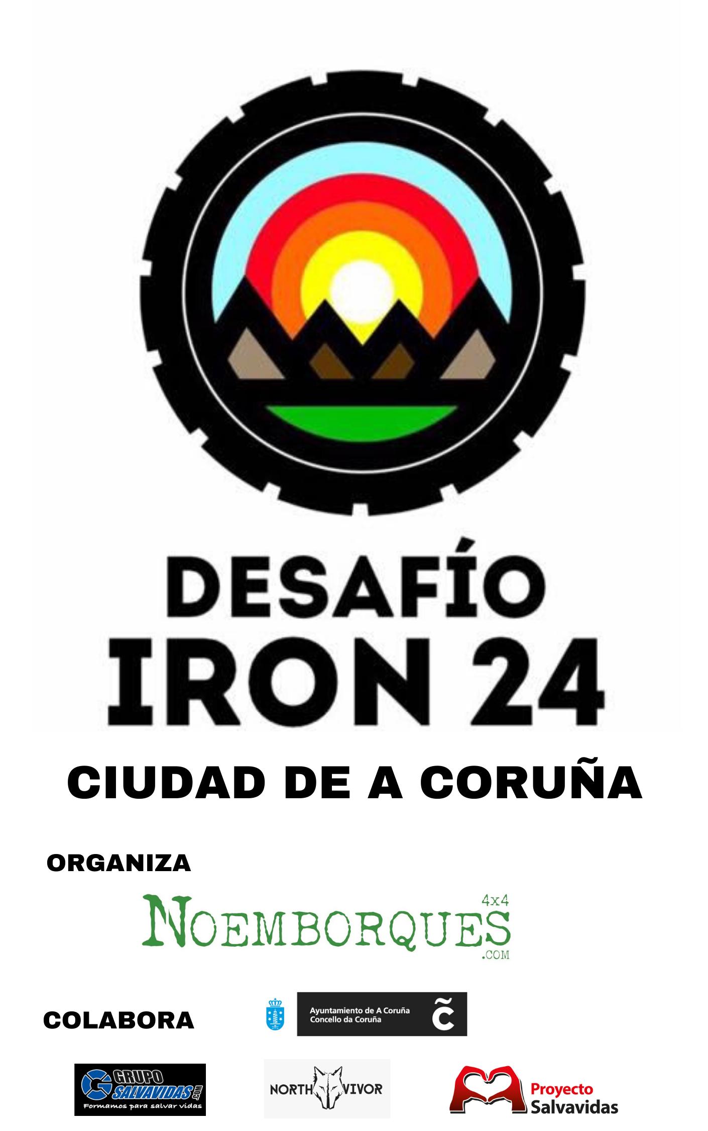 IRON 24 CIUDAD DE LA CORUÑA