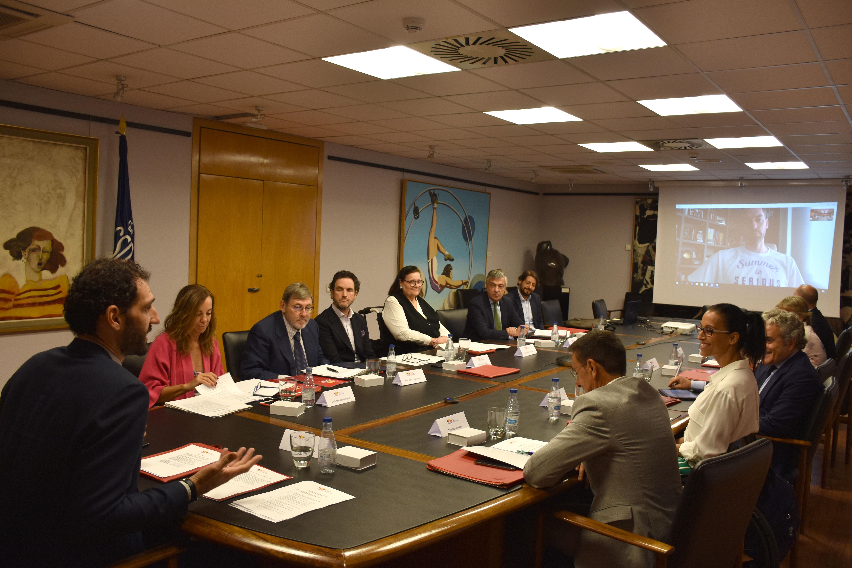 El CADE se marca cinco líneas de acción para empezar a trabajar en el plan estratégico del deporte español