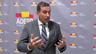 Gabriel Saez, Presidente del Grupo Ingesport, miembro del Comité Asesor del Deporte Español (CADE)