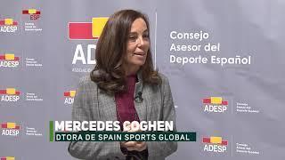 Mercedes Coghen, Directora de Spain Sport Global y miembro del CADE