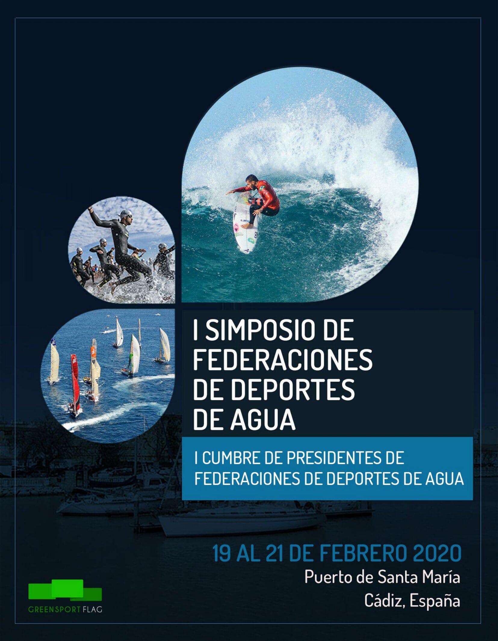 ADESP organiza una cita histórica con los Presidentes de las Federaciones Españolas de Deportes de Agua, en pro del medioambiente