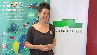 Sara Güemes, sobre Green Sport Flag y el Proyecto Libera