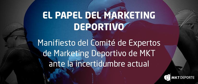 ADESP participa en la elaboración del manifiesto del Comité de Expertos del Deporte de la Asociación de Marketing de España.