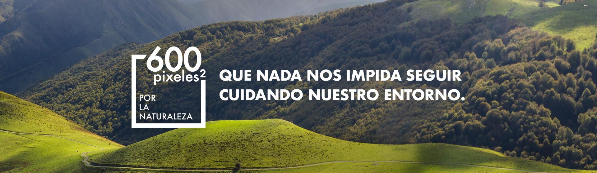 1m2 por la Naturaleza, y por todos  #LIBERA600px ¿COMO PUEDO COLABORAR?