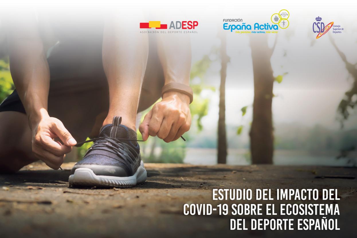 Resumen ejecutivo del estudio del impacto del COVID 19 sobre el ecosistema del deporte español.