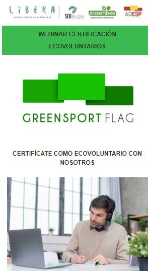 Apuntanté al webinar de formación online para nuevos Ecovoluntarios.