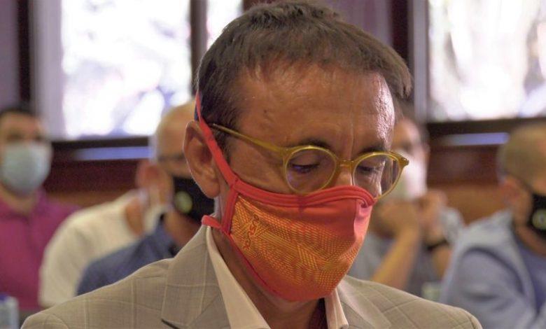 JOSE HIDALGO, Presidente de ADESP, reelegido presidente de la federación española de Triatlon.