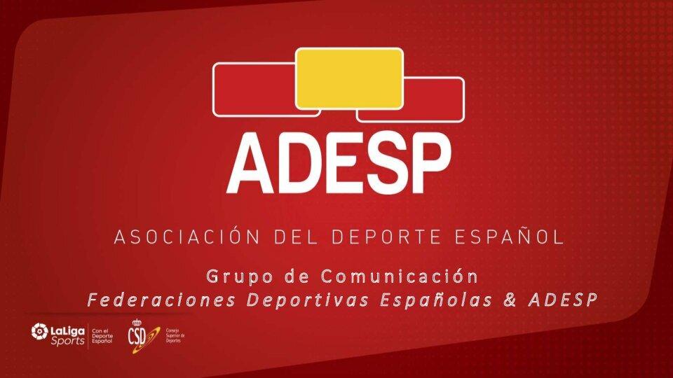 ADESP y las Federaciones Deportivas Españolas crean dos herramientas clave para el desarrollo del ecosistema federado en España