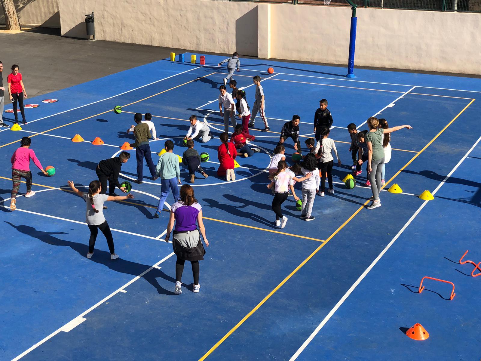 762 centros educativos celebran el 'Dia del'Esport 2021' este 31 de marzo