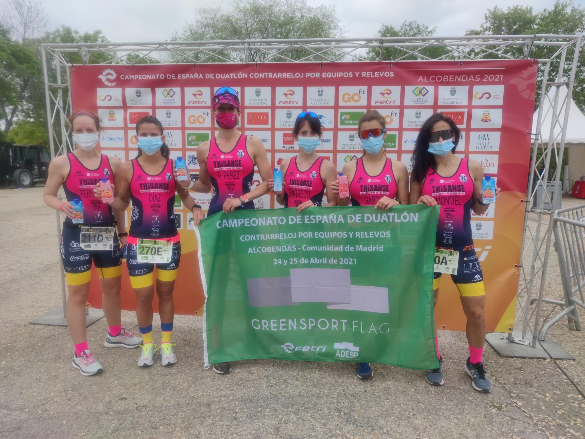 2021 se convierte en el año de las competiciones deportivas responsables con el Medio Ambiente en España