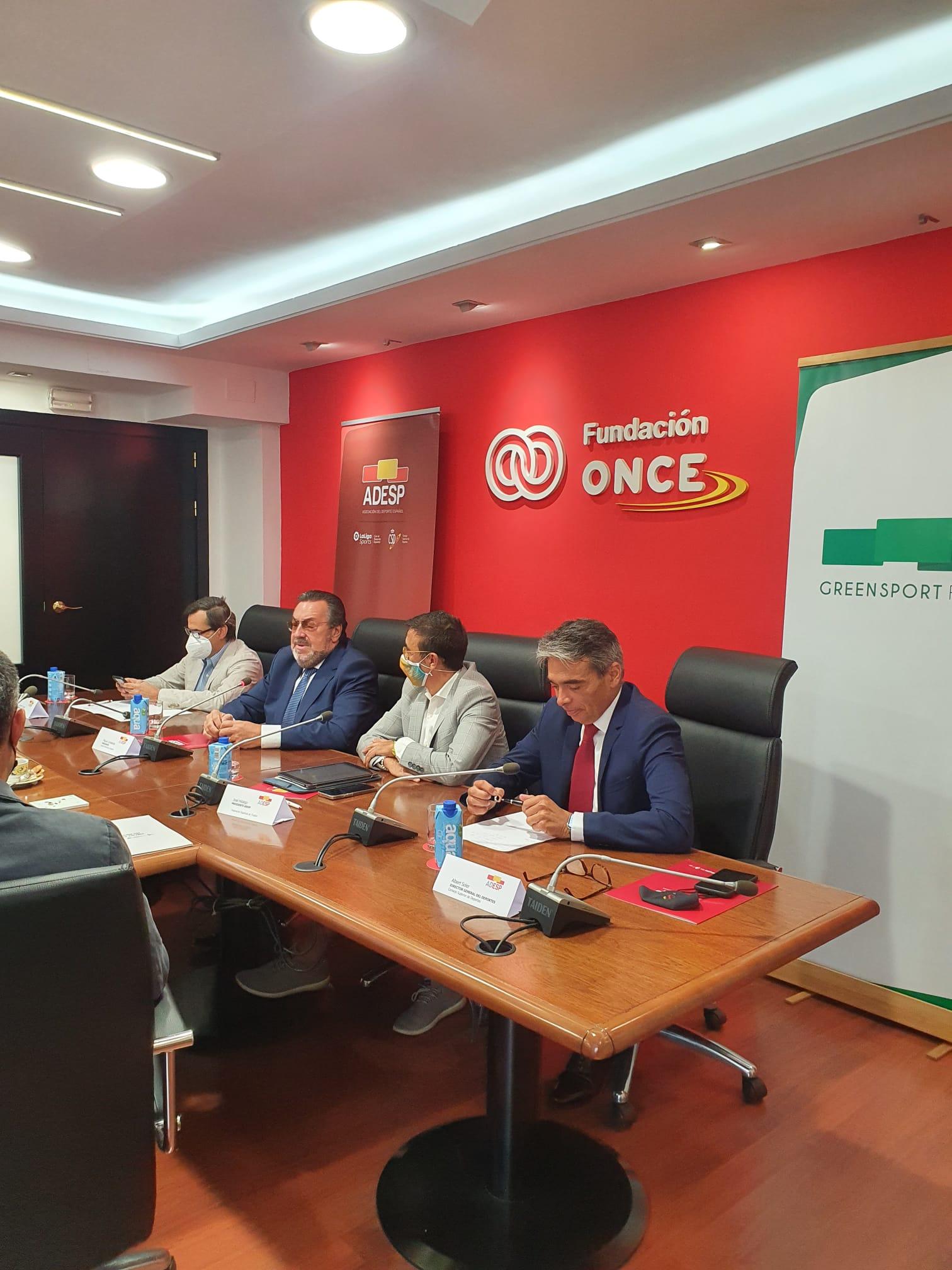 La gran mayoría de las Federaciones Españolas transmite su interés en la gestión centralizada de sus derechos de televisión y ADESP ya trabaja en un estudio preliminar