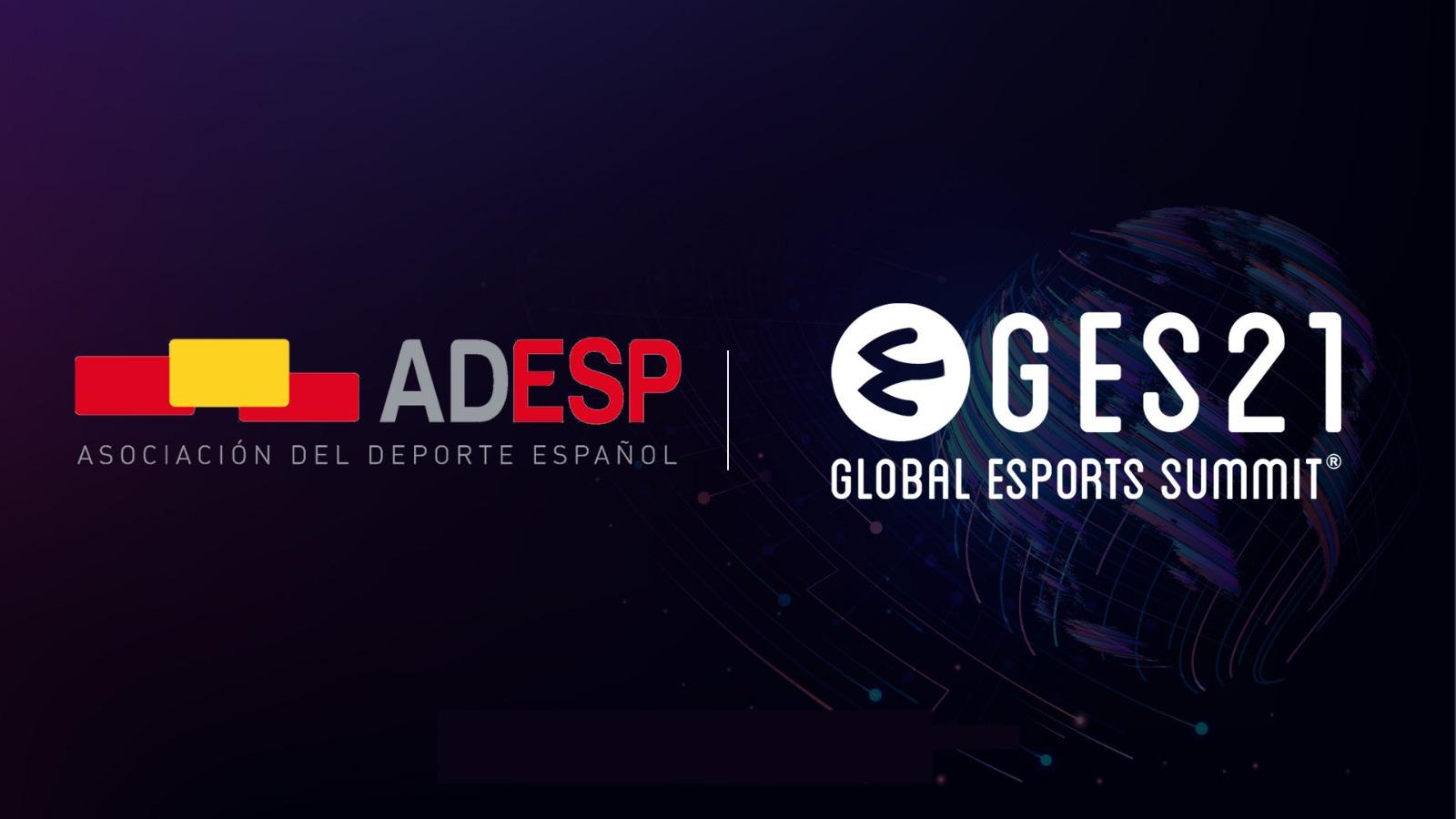 Convenio de colaboración entre ADESP y GES. El mundo del deporte tradicional se acerca a los esports.
