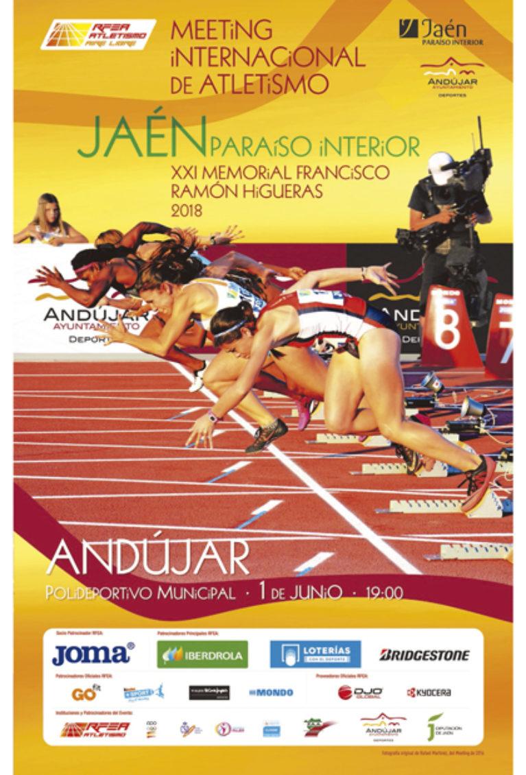 MEETING INTERNACIONAL DE ATLETISMO DE ANDUJAR