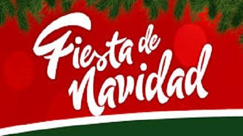 Fiesta de Navidad Infantil 2019. Santiago 23/12/2019