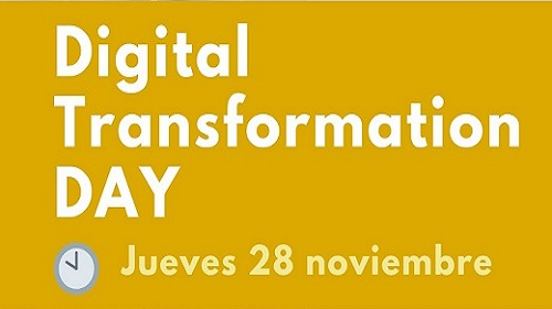 Jornadas Digital Transformation Day. Vigo 28/11/2019