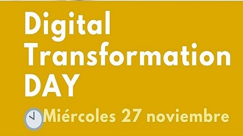 Jornadas Digital Transformation Day. A Coruña 27/11/2019