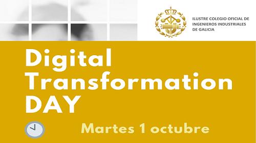 Digital Transformation DAY. A Coruña 01/10/2019