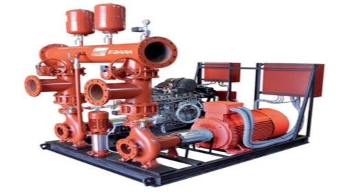 Jornada técnica EBARA » Innovación y desarrollo de equipos contra incendios GCI/GPR. Modelo BIM» 21/03/2019