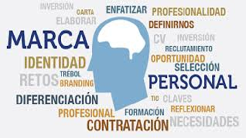 Curso online personal branding. Marca personal. 08/10/2018