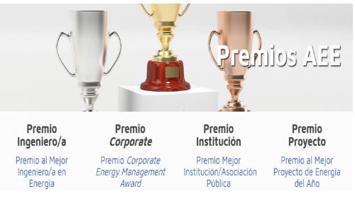 El ICOIIG obtiene uno de los Premios de la AEE Spain Chapter