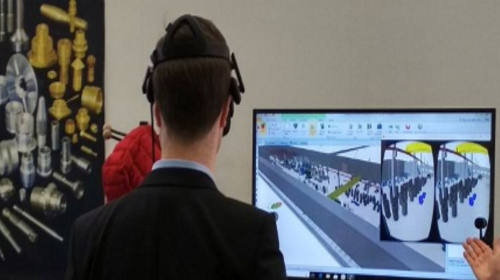 Fábrica Virtual. Casos reales de industria 4.0 y su aplicación en la mejora de la productividad.  30/05/2018