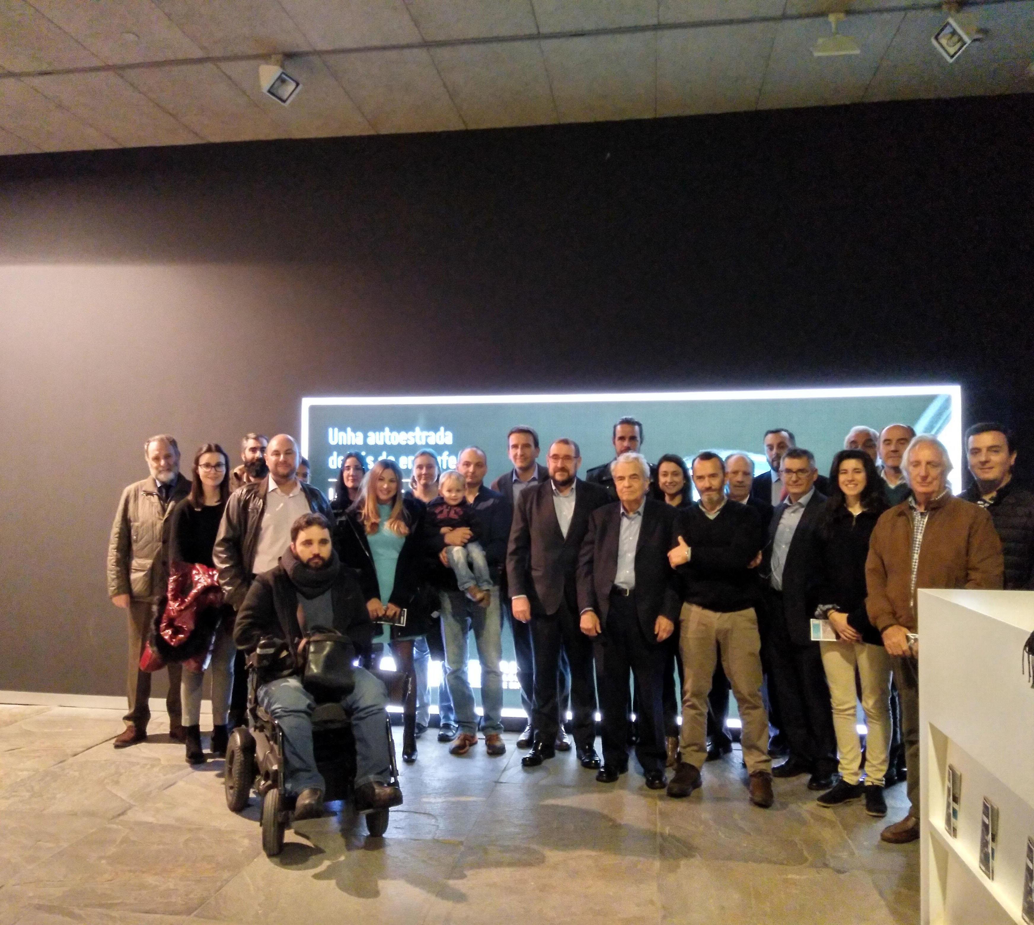 El ICOIIG visita ExpoREE en A Coruña