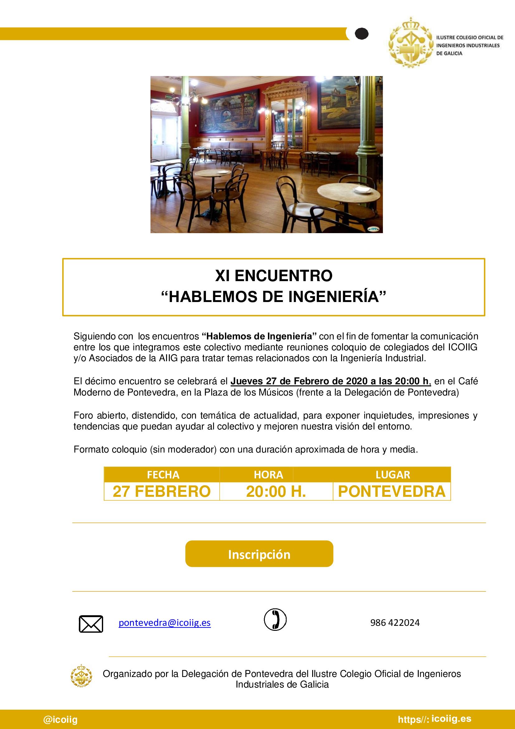 XI Encuentro