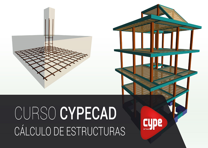 Curso online Cypecad cálculo de estructuras. 02/04/2020