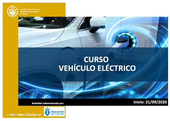 Curso online vehículo eléctrico. 21/09/2020
