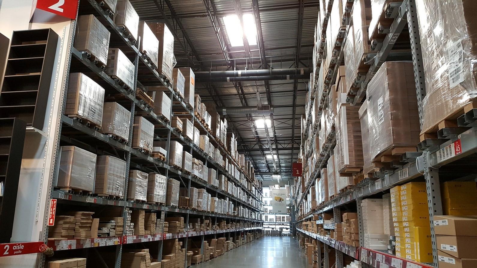 Curso Online diseño, mantenimiento y gestión de almacenes e instalaciones logísticas en plantas industriales. 06/10/2020