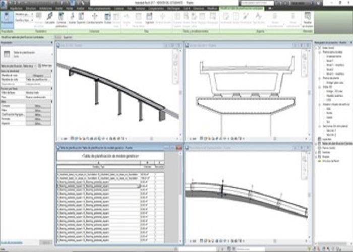 Curso online Revit Structure: Diseño y modelado BIM de estructuras aplicado a obra civil. 04/11/2020