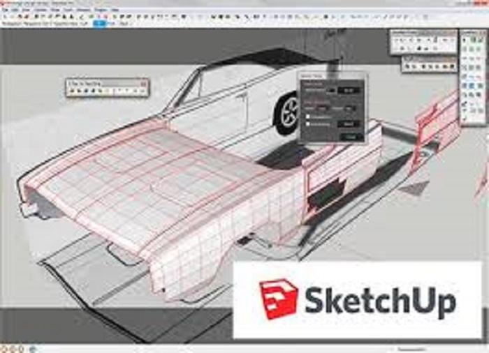 Curso online Sketchup. Modulo introducción. 11/11/2020