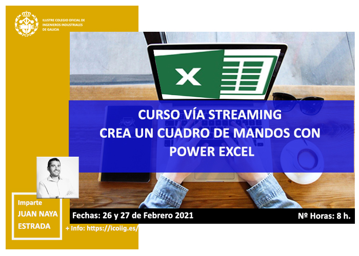 Curso vía streaming