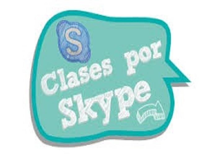 Conversación en inglés a través de skype. 24/03/2021
