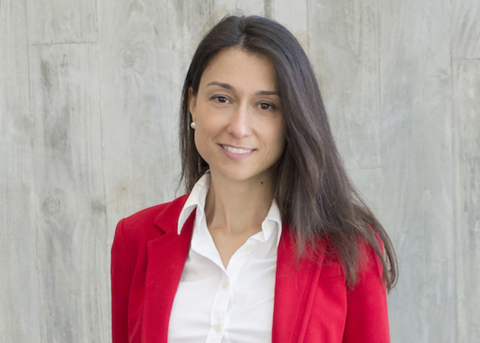 """Zaida Ferreiro, Ingeniera Industrial y delegada de A Coruña: """"Animaría a estudiar Ingeniería Industrial a las mujeres que se sientan atraídas por el sector técnico en cualquiera de sus vertientes""""."""